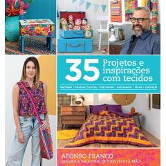AFONSO FRANCO - Livro AFONSO FRANCO, Alegria e um sonho de vida feito à mão